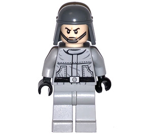LEGO Imperial AT-ST Driver with Plain Helmet Minifigure
