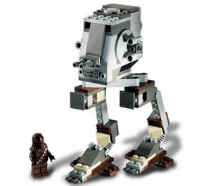 LEGO Imperial AT-ST Set 7127