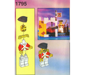 LEGO Imperial Cannon Set 1795