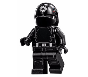 LEGO Imperial Gunner with Closed Mouth Minifigure with Silver Imperial Logo