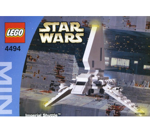 LEGO Imperial Shuttle Set 4494