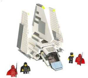 LEGO Imperial Shuttle Set 7166
