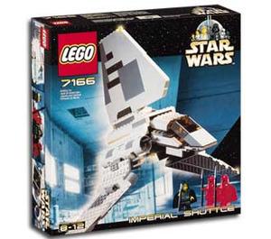 LEGO Imperial Shuttle Set 7166 Packaging