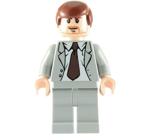 LEGO Indiana Jones in Suit Minifigure