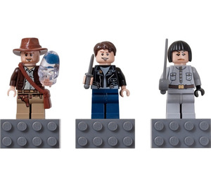 LEGO Indiana Jones Magnet Set (852719)