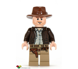 LEGO Indiana Jones Minifigure