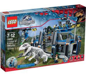 LEGO Indominus Rex Breakout Set 75919 Packaging