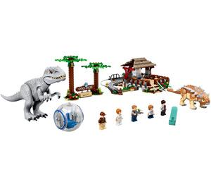 LEGO Indominus rex vs. Ankylosaurus Set 75941
