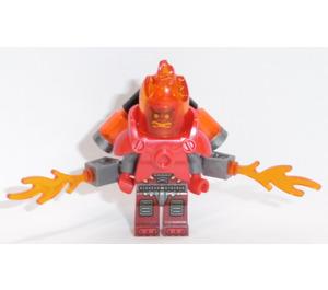 LEGO Infearno Minifigure
