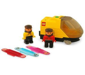 LEGO Intelligent Locomotive Set 10052