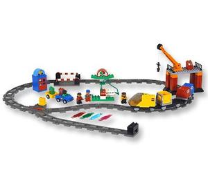 LEGO Intelligent Train Deluxe Set 3325