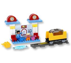 LEGO Intelligent Train Station Set 3327