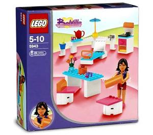 LEGO Interior Designer Set 5943 Packaging
