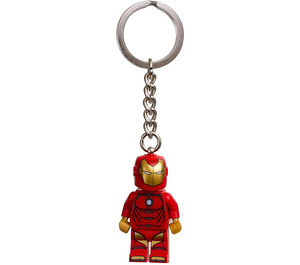 LEGO Invincible Iron Man Key Chain (853706)