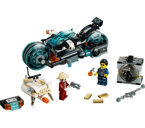 LEGO Invizable Gold Getaway Set 70167