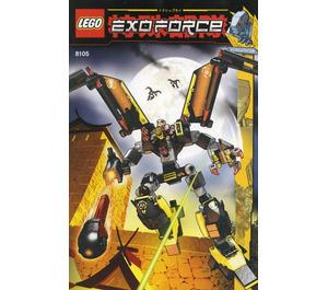 LEGO Iron Condor Set 8105