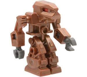 LEGO Iron Drone Robot with Red Eyes Minifigure