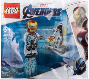 LEGO Iron Man and Dum-E Set 30452