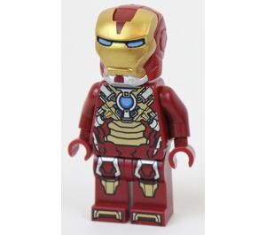 LEGO Iron Man in Heartbreaker Armour Minifigure