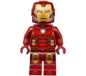 LEGO Iron Man Minifigure