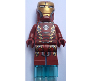 LEGO Iron Man Mk 45 armour Minifigure