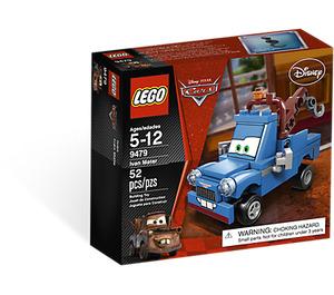 LEGO Ivan Mater Set 9479 Packaging