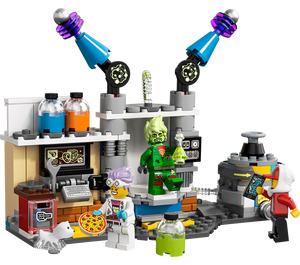 LEGO J.B.'s Ghost Lab Set 70418