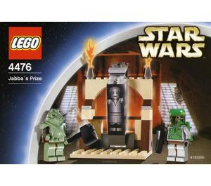 LEGO Jabba's Prize Set 4476