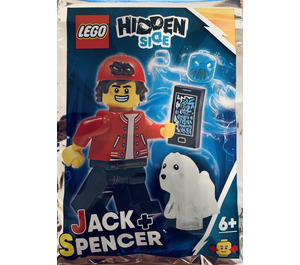 LEGO Jack and Spencer Set 792009