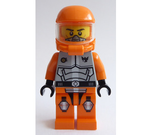 LEGO Jack Fireblade Minifigure