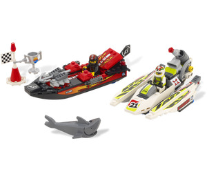 LEGO Jagged Jaws Reef Set 8897