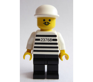 LEGO Jailbreak Joe Minifigure
