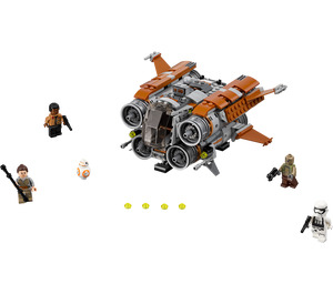 LEGO Jakku Quadjumper Set 75178