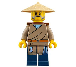LEGO Jamanakai Village Person Minifigure