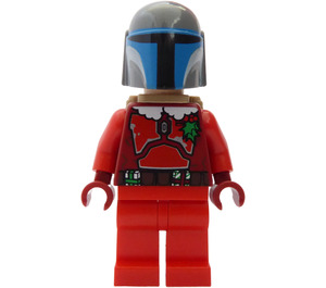 LEGO Jango Fett, Holiday Minifigure