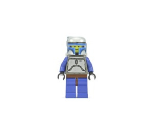LEGO Jango Fett Minifigure