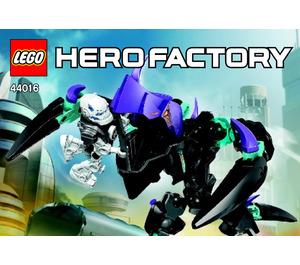LEGO Jaw Beast vs Stormer Set 44016 Instructions