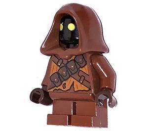LEGO Jawa (straps over tattered shirt) Figurine