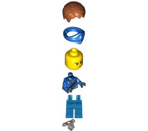 LEGO Jay (70728) Minifigure