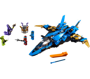 LEGO Jay's Storm Fighter Set 70668