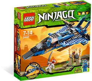 LEGO Jay's Storm Fighter Set 9442