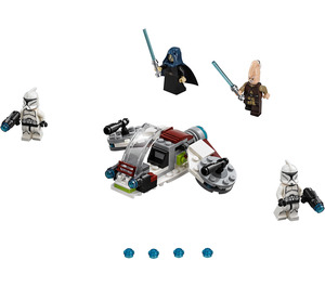 LEGO Jedi and Clone Troopers Battle Pack Set 75206