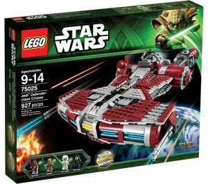LEGO Jedi Defender-class Cruiser Set 75025 Packaging