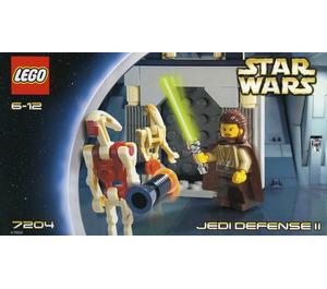 LEGO Jedi Defense II Set 7204