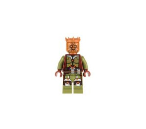 LEGO Jedi Knight Minifigure