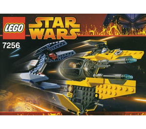 LEGO Jedi Starfighter and Vulture Droid Set 7256