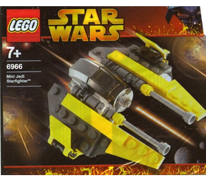 LEGO Jedi Starfighter Set 6966