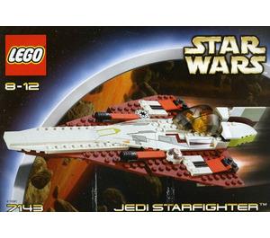 LEGO Jedi Starfighter Set 7143