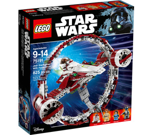 LEGO Jedi Starfighter with Hyperdrive Set 75191 Packaging