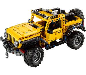 LEGO Jeep Wrangler Set 42122